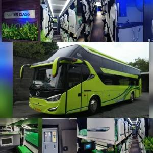 Sewa bus pariwisata Jakarta